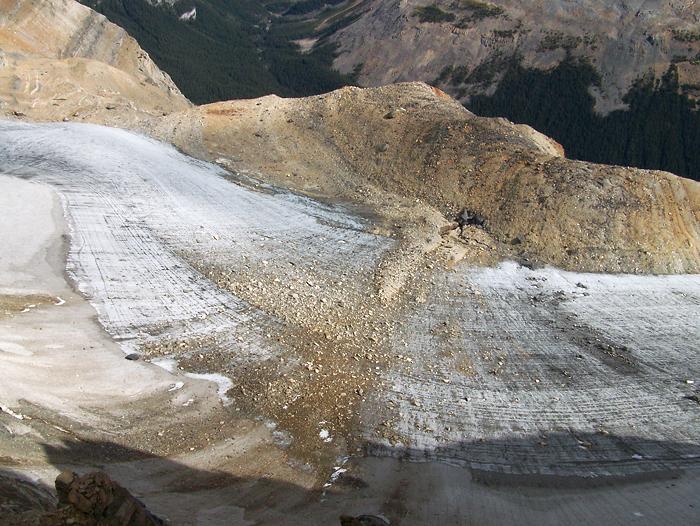 Bath Glacier
